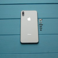 Корпус Apple iPhone XS Max Silver
