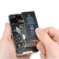 Замена аккумуляторной батареи Apple iPhone 4 / 4S