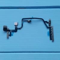 Шлейф Apple iPhone XR кнопок включения и регулировки громкости