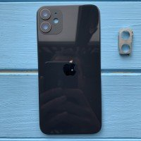 Задняя панель корпуса Apple iPhone 11 Black