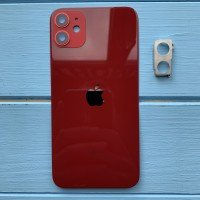 Задняя панель корпуса Apple iPhone 11 Red
