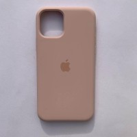 Чехол Silicone Case для Apple iPhone 11 Pink Sand