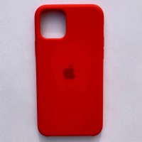 Чехол Silicone Case для Apple iPhone 11 Pro Max Red