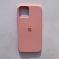 Чехол Silicone Case для Apple iPhone 11 Pro Rose Pink