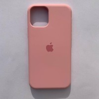 Чехол Silicone Case для Apple iPhone 11 Rose Pink