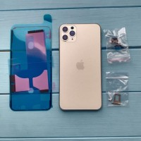 Корпус Apple iPhone 11 Pro MAX Silver
