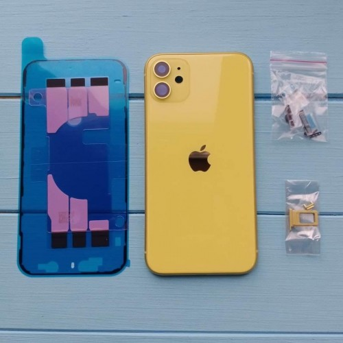 Корпус Apple iPhone 11 Yellow