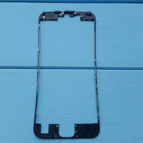 Рамка крепления дисплейного модуля Apple iPhone 6S Black