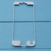 Рамка крепления дисплейного модуля Apple iPhone 6S White