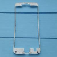 Рамка крепления дисплейного модуля Apple iPhone 6S Plus White