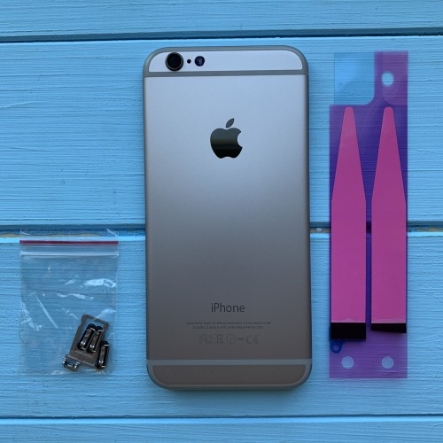 Корпус Apple iPhone 6 Space Gray