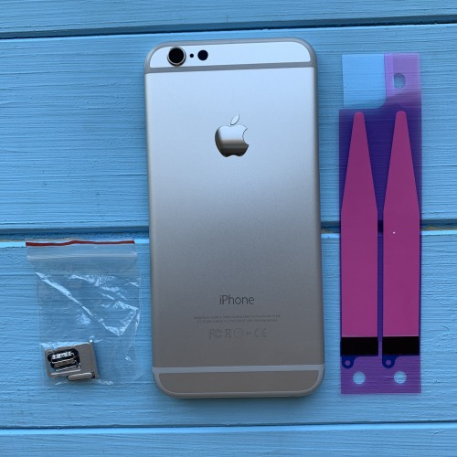 Корпус Apple iPhone 6 Silver
