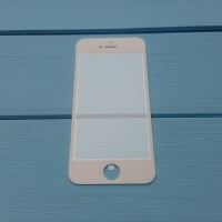 Стекло корпуса Apple iPhone 5, 5С, 5S ОРИГИНАЛ White