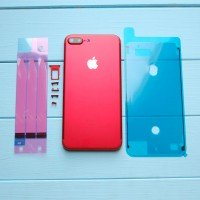 Корпус Apple iPhone 7 Plus Red
