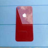 Задняя панель корпуса Apple iPhone 8 Red