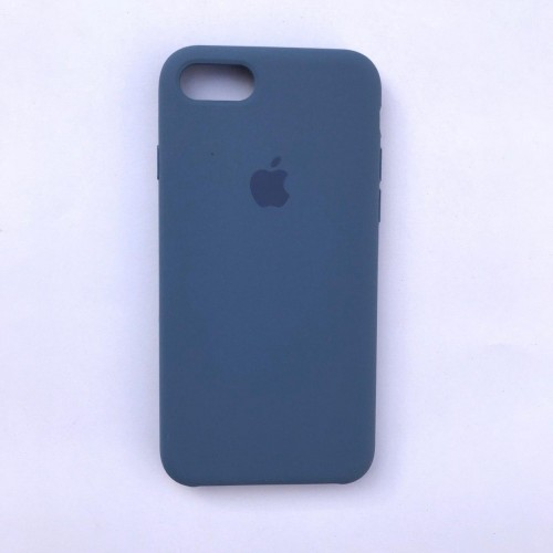 Чехол Silicone Case для Apple iPhone 7, 8 Vivid Blue