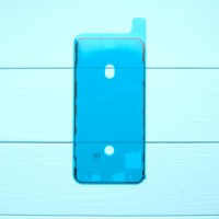 Стикер-проклейка (двухсторонний скотч) дисплея Apple iPhone XS Max Black