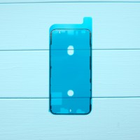 Стикер-проклейка (двухсторонний скотч) дисплея Apple iPhone XS Black